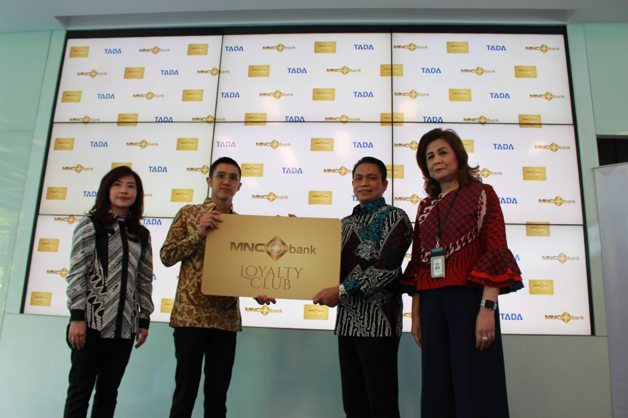 MNC Bank Luncurkan Kartu Digital MNC Bank Loyalty Club